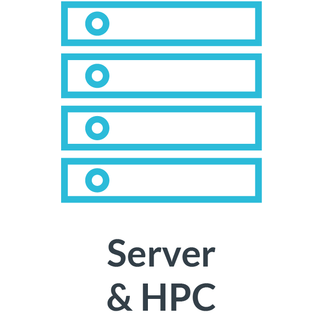 Server and HPC